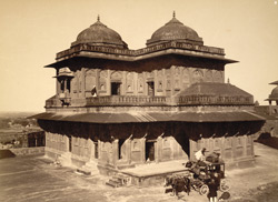The Palace [Birbal's House], Futtehpur-Sikri